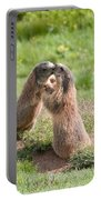 Young Marmots Portable Battery Charger