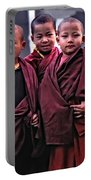 Young Monks II Portable Battery Charger