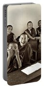 Young Monks Portable Battery Charger