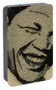 Young Nelson Mandela Portable Battery Charger