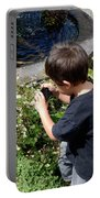 Young Photographer Portable Battery Charger
