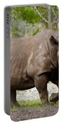 Young Rhinoceros Portable Battery Charger
