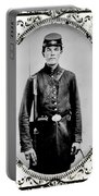 Young Union Soldier Portable Battery Charger