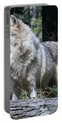 Young Wolf Portable Battery Charger