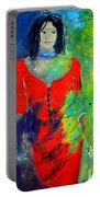 Young Woman 6431 Portable Battery Charger