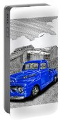 Your 1952 F 100 Pick Up In N M  Portable Battery Charger