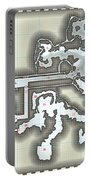 Yrchyn The Tyrant Kobold Lair Map Portable Battery Charger