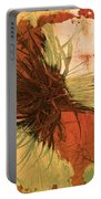 Yucca Abstract Warm Portable Battery Charger