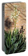 Yucca In The Morning Portable Battery Charger