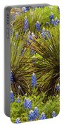 Yucca With Bonnets Portable Battery Charger