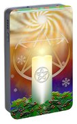 Yule Sun Portable Battery Charger