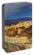 Zabriskie Point Portable Battery Charger