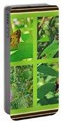 Zabulon Skipper Butterfly - Poanes Zabulon Portable Battery Charger
