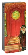 Zaida's  Shul Portable Battery Charger
