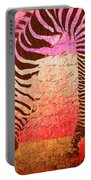 Zebra Art - T1cv2blinb Portable Battery Charger