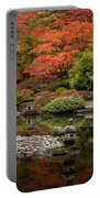 Zen Foliage Colors Portable Battery Charger