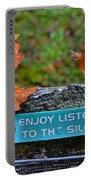 Zen Inner Peace Portable Battery Charger