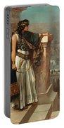 Zenobia's Last Look On Palmyra Portable Battery Charger