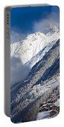Zermatt Mountains Portable Battery Charger
