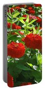 Zinnia Patch-4 Portable Battery Charger