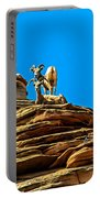 Zion Bighorn Sheep Portable Battery Charger
