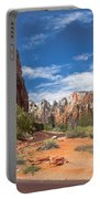 Zion Mount Carmel Highway Portable Battery Charger