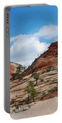 Zion National Park 1 Portable Battery Charger