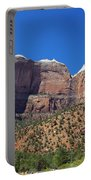 Zion National Park 3 Portable Battery Charger