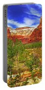 Zion Park Canyon Portable Battery Charger