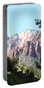 Zion Park Majestic View Portable Battery Charger