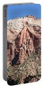 Zion Park Mountainscape Portable Battery Charger