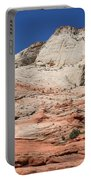 Zion Park - Rock Texture Portable Battery Charger