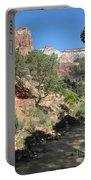 Zion Park - Virgin River Portable Battery Charger