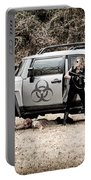 Zombie Apocalypse Portable Battery Charger
