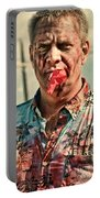 Zombie Run Nola 21 Portable Battery Charger