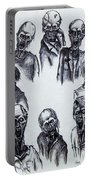 Zombies Portable Battery Charger
