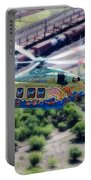 Zoo Flying Portable Battery Charger by Paul Job