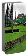 Zuiderzee Open Air Musuem In Enkhuizen-netherlands Portable Battery Charger