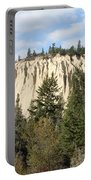 Canadian Rocky Mountain Hoodoos Bc Portable Battery Charger