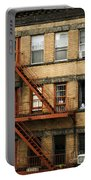 Fire Escapes - Nyc Portable Battery Charger