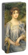 Madame Gaston Bernheim De Villers  Portable Battery Charger