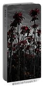 Mono Flowers Portable Battery Charger