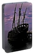 Notorious The Pirate Ship 5 Portable Battery Charger