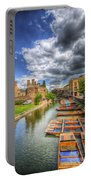 River Cam - Cambridge Portable Battery Charger