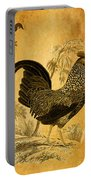 Thanksgiving Rooster Portable Battery Charger