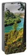 002 Niagara Gorge Trail Series  Portable Battery Charger