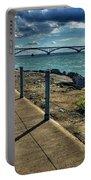 002 Peace Bridge Series II Beautiful Skies Portable Battery Charger