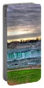 002 View Of Horseshoe Falls From Terrapin Point Series Portable Battery Charger