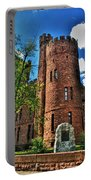 004 The 74th Regimental Armory In Buffalo New York Portable Battery Charger