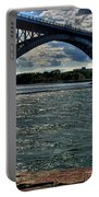005 Peace Bridge Series II Beautiful Skies Portable Battery Charger